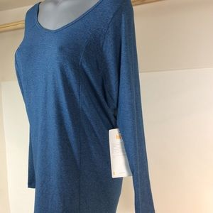 Lucy Pause Long Sleeve Tunic